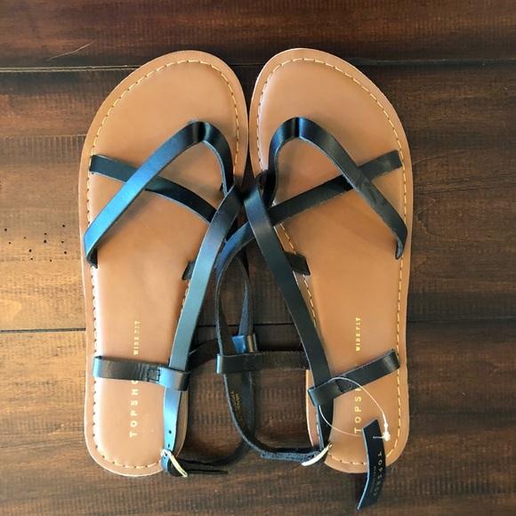 Topshop Shoes - NWT Topshop sandals
